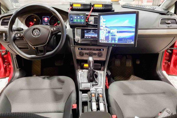 Työasemat ajoneuvokäyttöön